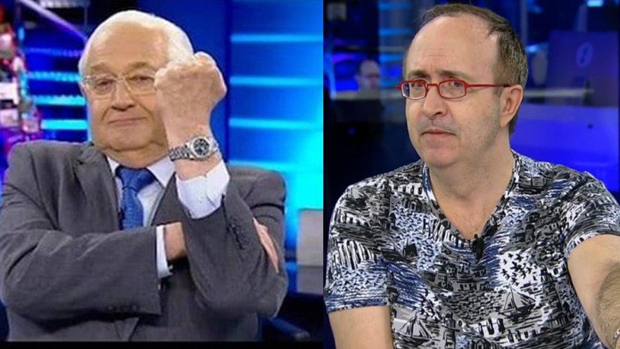 Reinaldo Azevedo explica o motivo de ter ignorado o Boris Casoy e manda recado para o jornalista