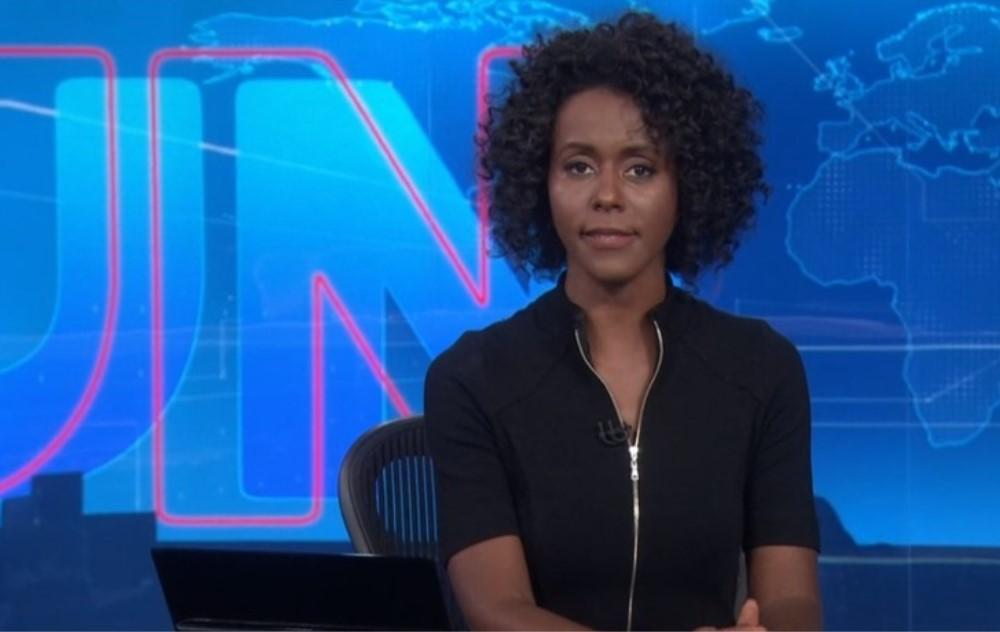 Estreia de Maju no Jornal Nacional surpreende e levanta a audiência da Globo