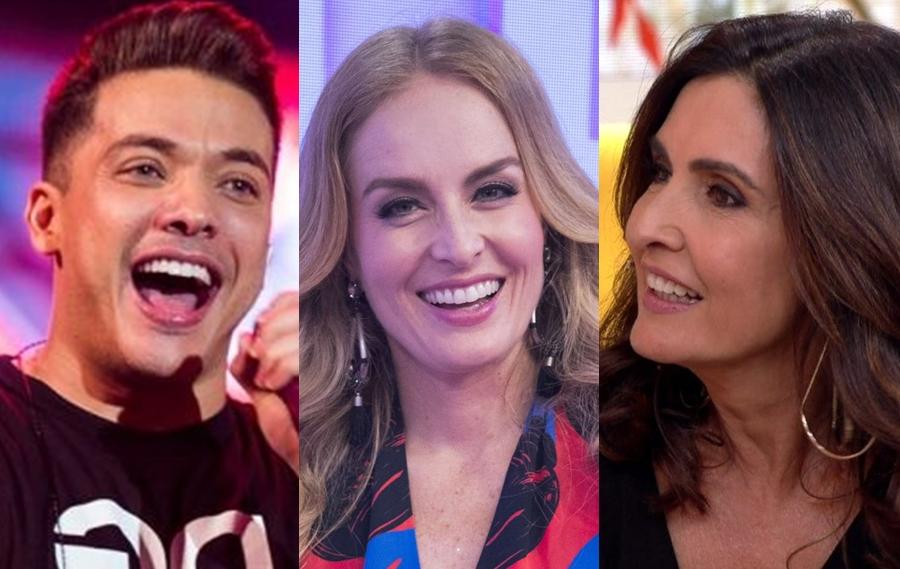 Coluna dos Famosos: Mileide processa Wesley Safadão, Angélica reestreia na Globo e Fátima Bernardes se esconde