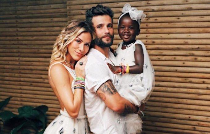 Giovanna Ewbank posta foto de Titi e enche a rede de fofura