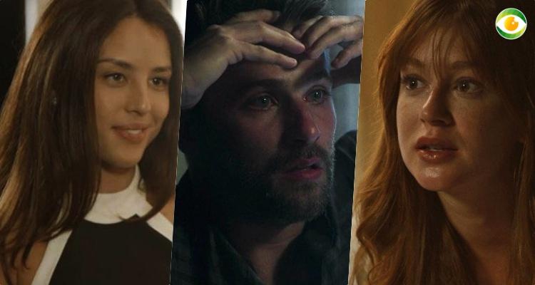 O Sétimo Guardião: Laura instiga lado mal de Luz, as duas saem no tapa por Gabriel e morte acontece