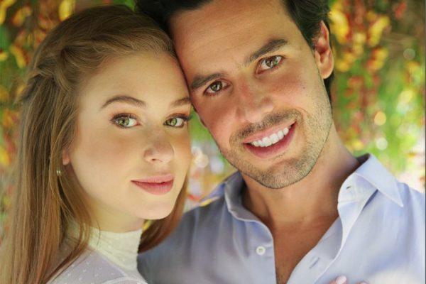 Após polêmica com Marina Ruy Barbosa, fãs lotam perfil do marido da atriz e pedem posicionamento