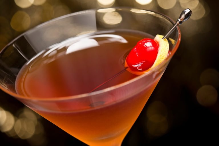 Drink manhattan por Lucio Manosso