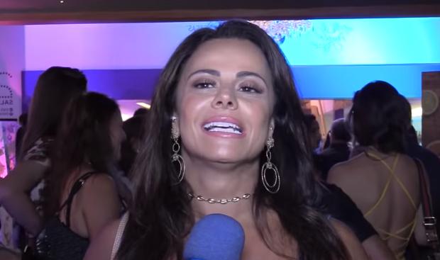 De nariz empinado, Viviane Araújo espanta durante ensaio de escola de samba com atitude e deixa todos chocados