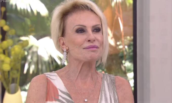 """Ana Maria Braga se emociona com imagens de Hebe Camargo na Globo: """"Minha grande amiga"""""""