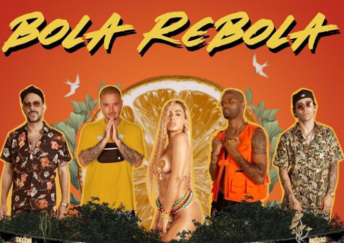 """SAIU! Confira o clipe """"Bola Rebola"""" estrondoso e sensual de Anitta e J Balvin"""