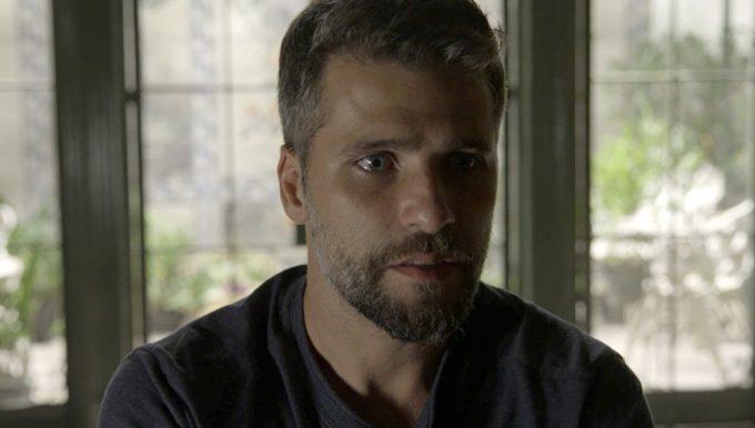 O Sétimo Guardião: Gabriel dá aval para Luz ficar com Júnior