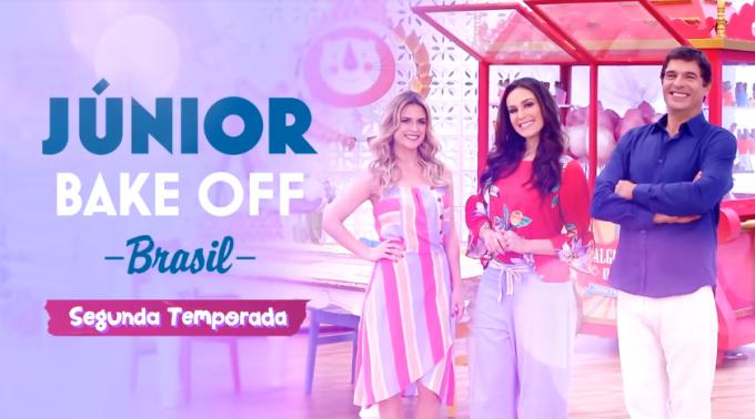 Reality infantil do SBT, Júnior Bake Off Brasil registra crescimento de audiência nas principais praças do país