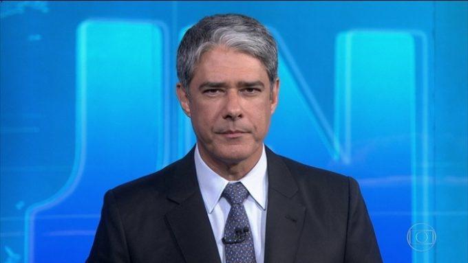 Jornal Nacional comete erro grave e William Bonner pede desculpas aos telespectadores