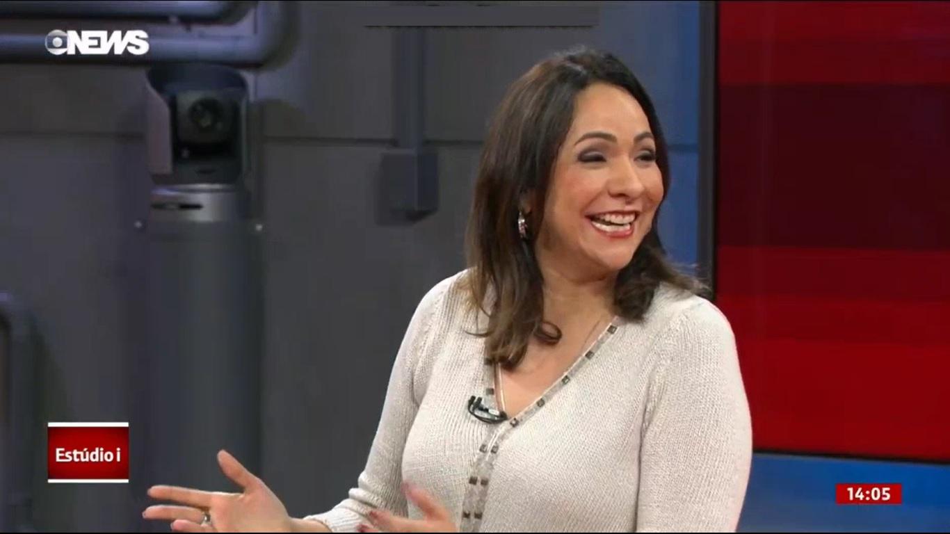 Sucesso na GloboNews, Maria Beltrão se prepara para apresentar o Oscar na Globo e revela suas apostas