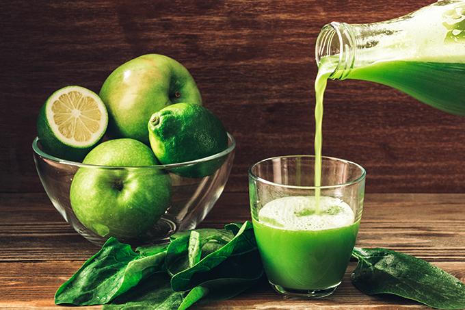 Resultado de imagem para suco verde