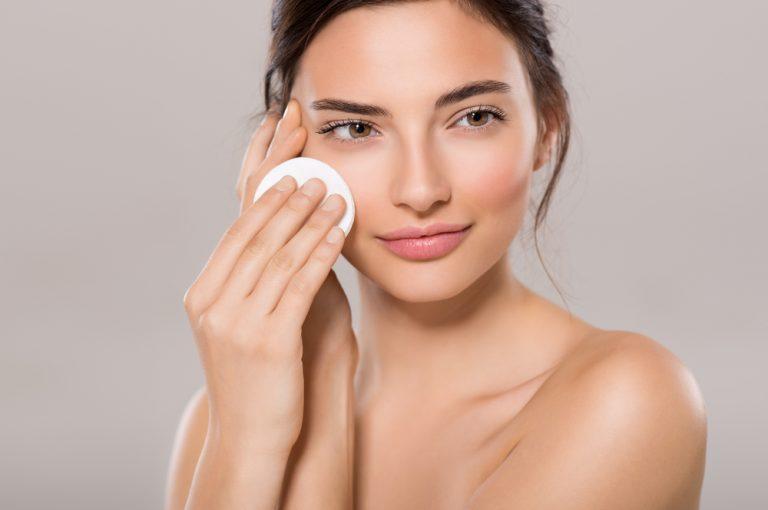Preparação de pele por Bruna Soares