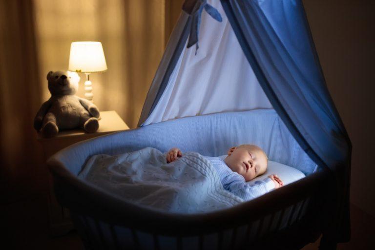 Dicas para o sono do bebê por Dr. Marcelo Reibsheid