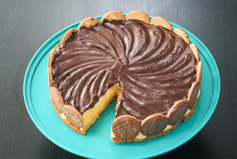 Torta holandesa por Pamella Zanini