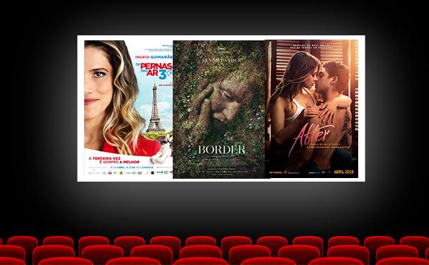 Confira quais são as estreias da semana (11 de abril) no mundo do cinema!