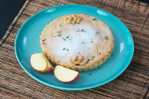 Tortinha de maçã por Alan Datorre