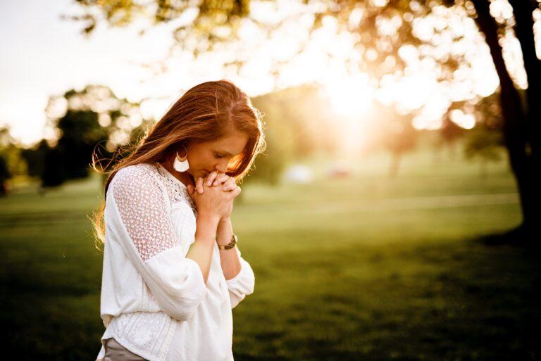 O poder da oração por André Mantovanni