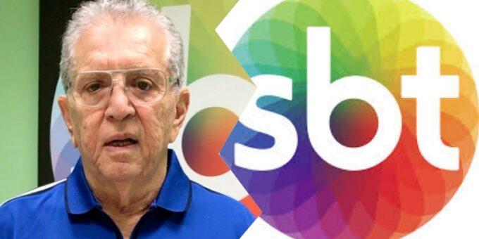 Carlos Alberto de Nóbrega se envolve em brigas constantes no SBT e faz acusação bombástica para ator que foi pra Globo