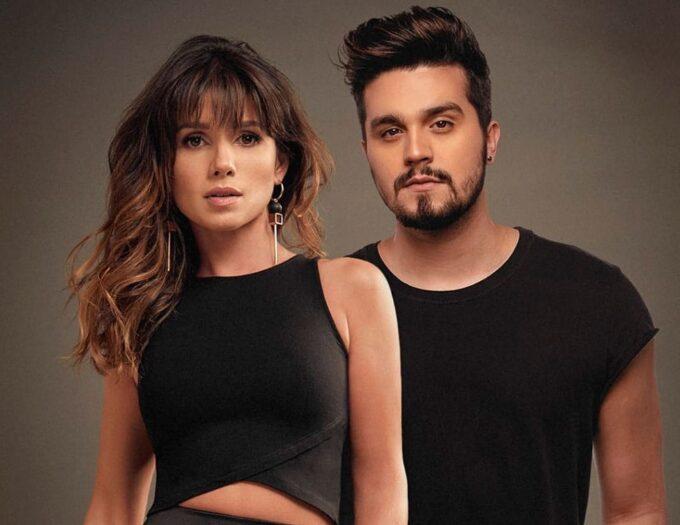 """Luan Santana e Paula Fernandes passam vergonha, são humilhados e fãs detonam: """"Morre uma estrela!"""""""