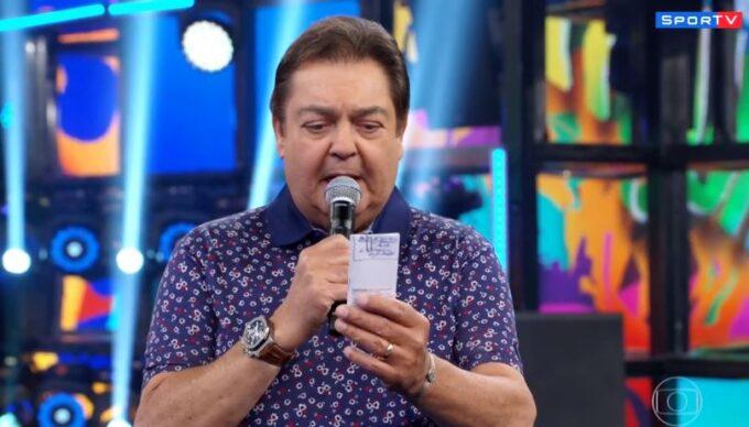 Globo breca Faustão por conta de audiência e Domingão deve sofrer baixa