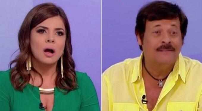 """Mara Maravilha tem atritos com Carlinhos Aguiar na frente das câmeras e dispara: """"Adora aparecer às minhas custas"""""""