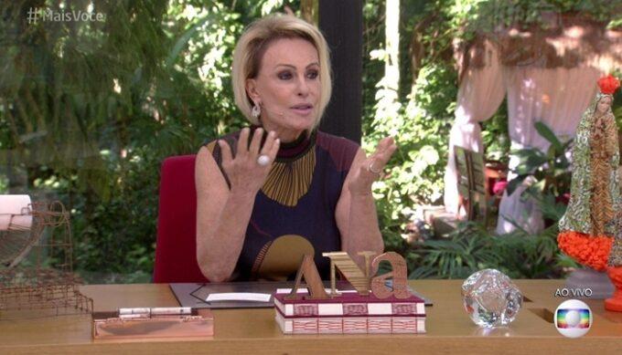 Ana Maria Braga ataca Shallow Now e debocha da música de Paula Fernandes ao vivo na Globo