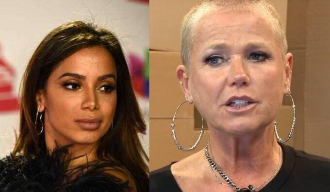 Após dois anos, Xuxa e Anitta fazem as pazes e apresentadora revela o que aconteceu