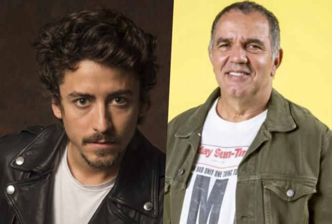 Jesuíta Barbosa e Humberto Martins tem briga feia e embate na Globo