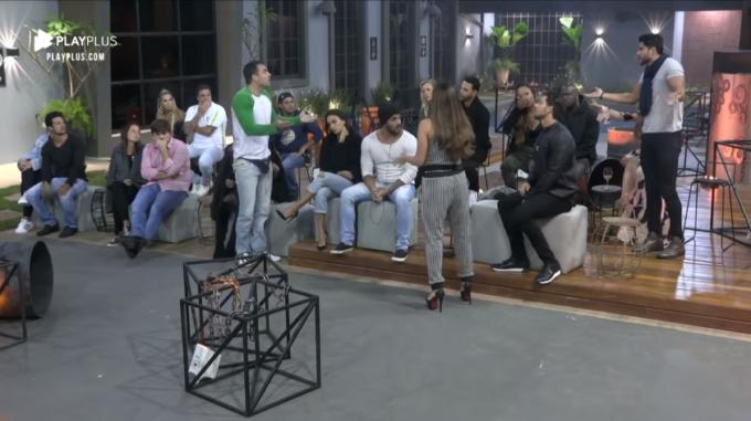 Power Couple Brasil: Eliéser discute com Paula, Daniel se envolve e clima pesa em atividade