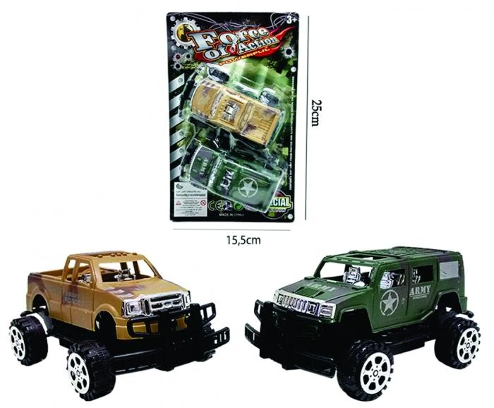 kit de carrinhos do exercito fric��o brinquedo