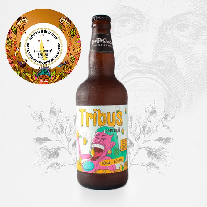 Tribus - Juicy IPA com cajá - 500 ml