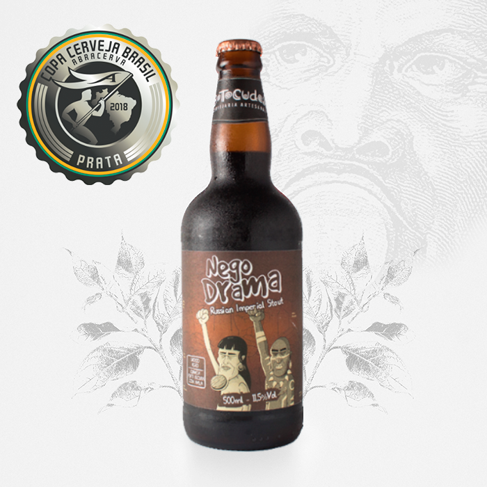 Nego Drama - Russian Imperial Stout - 500 ml