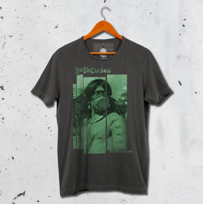 Camiseta - Indio Botocudo