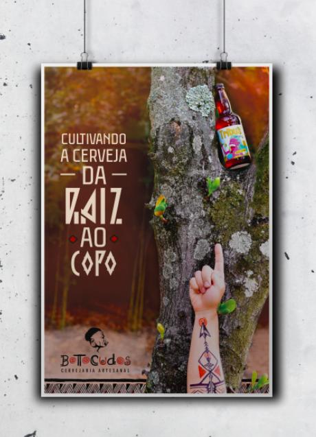 Poster Botocudos