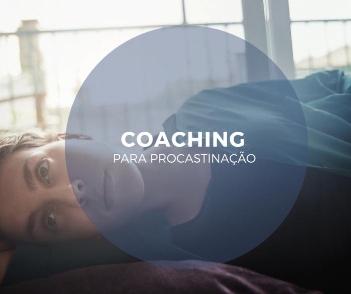 Coaching para procastinação