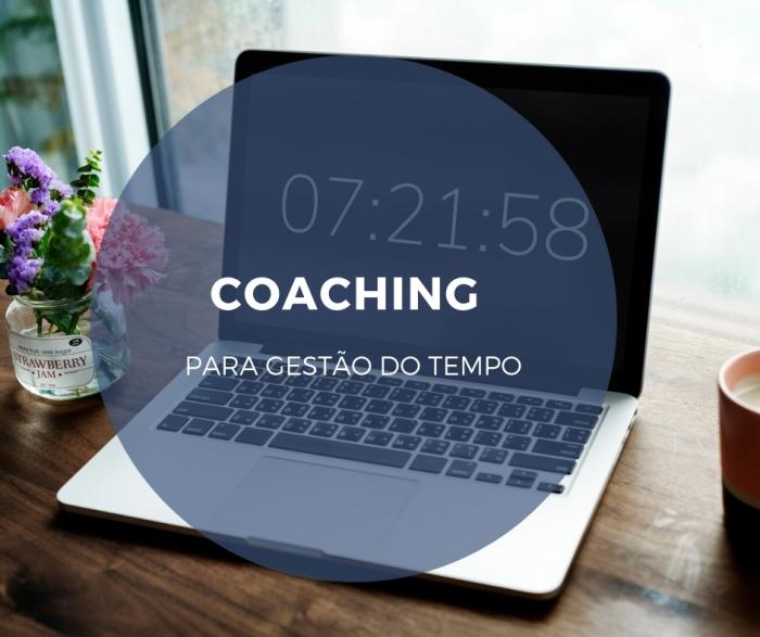 Coaching para gestão do tempo