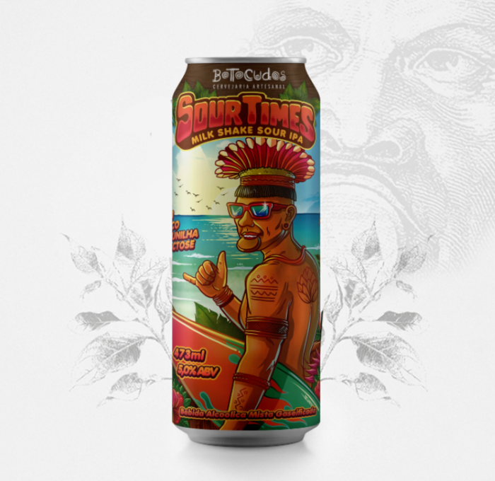 SourTimes - Sour IPA - 473 ml