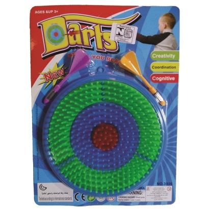 jogo de dardos infantil brinquedo sem ponta