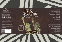 Nego Drama - Russian Imperial Stout...