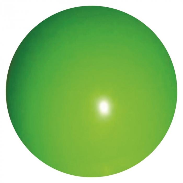 10 bol�es de vinil lisa verde 36 cm decora��es coloridas grande