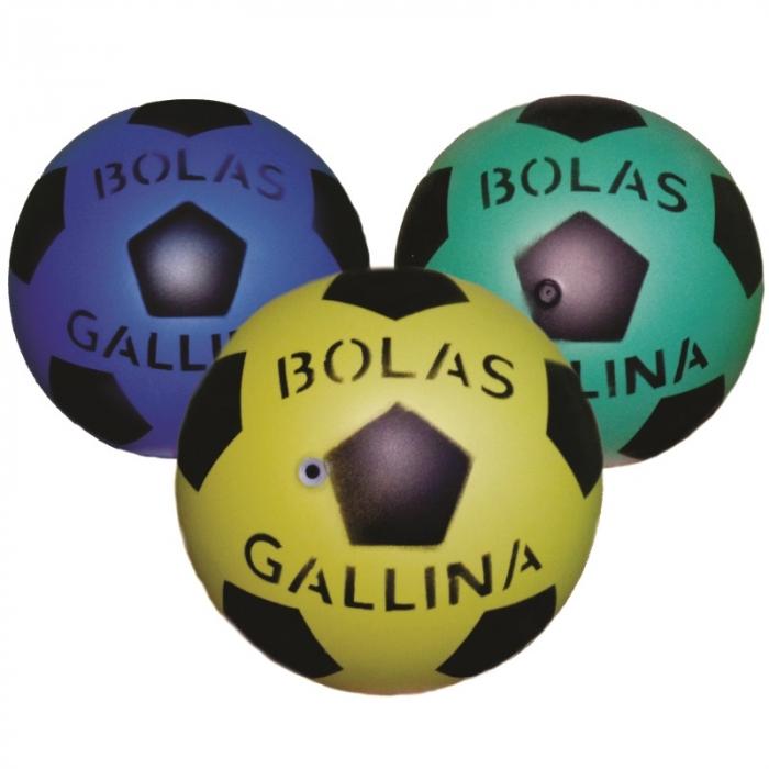 50 bola de vinil dente de leite de futebol coloridas vazia