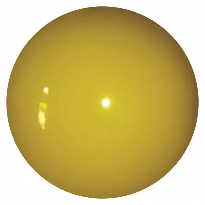 100 bol�es de vinil lisa amarelo 36 cm decora��es coloridas grande
