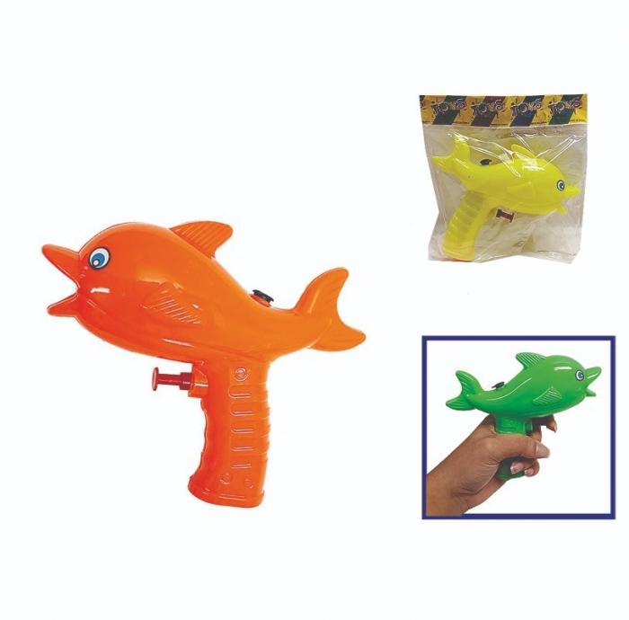 10 pistola lan�a �gua de golfinho brinquedo atacado