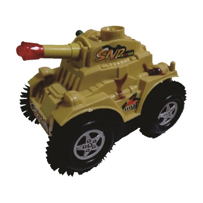 carrinho maluco cambalhotas tanque de guerra bate e volta