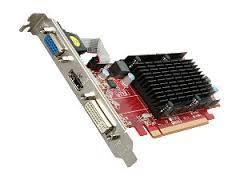 PLACA DE VIDEO ATI 5450 512MB POWER COLOR  DDR 2
