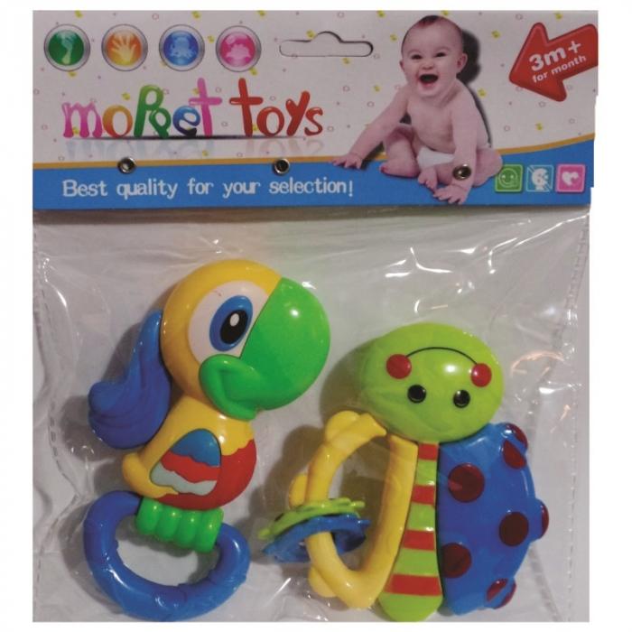 kit chocalho para bebe