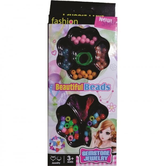 kit de mi�angas infantil pulseira bijuterias brinquedo