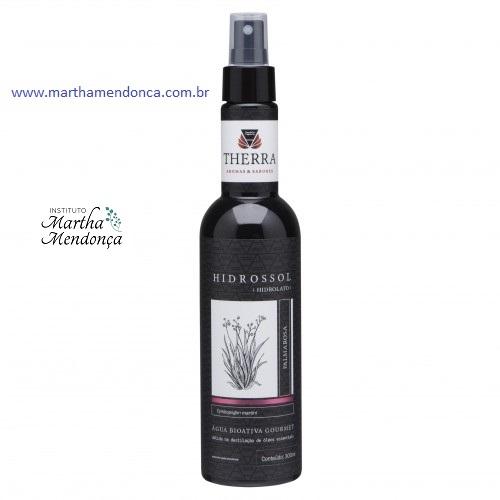 HIDROSSOL/HIDROLATO PALMA ROSA 300ml N/R H113