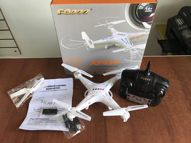 DRONE  COM CAMERA HD  AF919