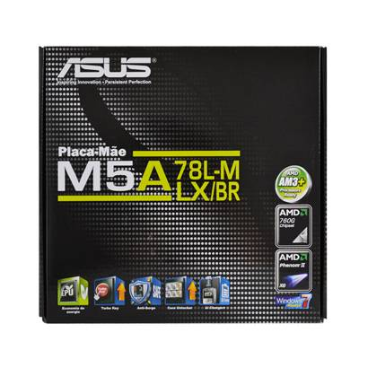 PLACA MAE ASUS M5A78L-M LX BR